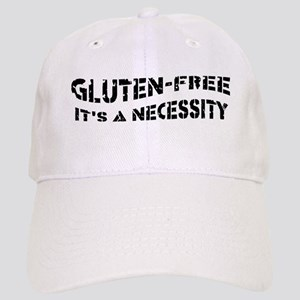 GLUTEN-FREE IT'S A NECESSITY Cap