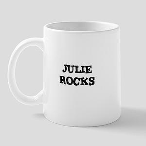 JULIE ROCKS Mug