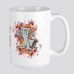 Squirrelly Wrath Large Mug