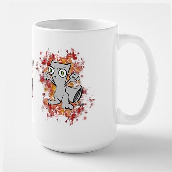 Squirrelly Wrath Large Mug