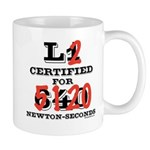 New HPR Certification Level 2 Mug