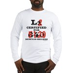 New HPR Certification Level 2 Long Sleeve T-Shirt
