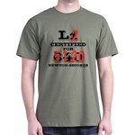 New HPR Certification Level 2 Dark T-Shirt