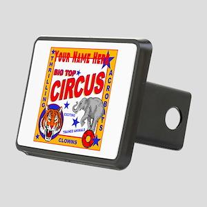 Retro Circus Hitch Cover