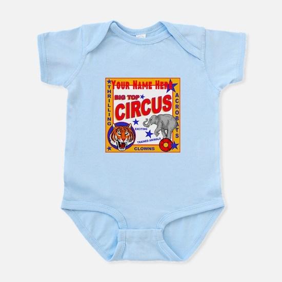 Retro Circus Body Suit