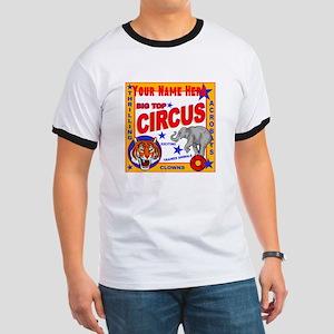 Retro Circus T-Shirt