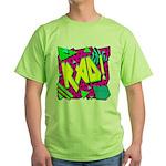 Rad! Green T-Shirt
