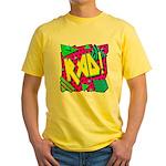Rad! Yellow T-Shirt