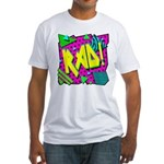 Rad! Fitted T-Shirt