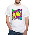 Rad! White T-Shirt