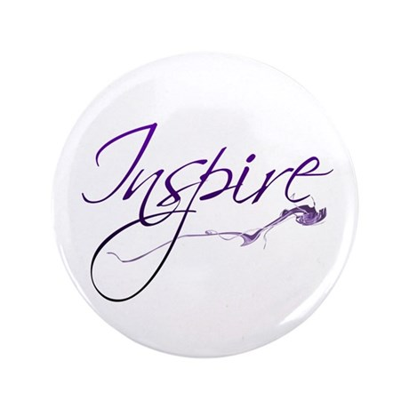 "Inspire 3.5"" Button (100 pack)"
