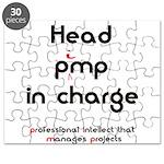 Pimp logo 29x19 Puzzle