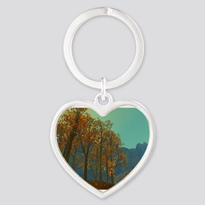 wall art nature Keychains