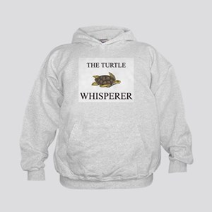 The Turtle Whisperer Kids Hoodie