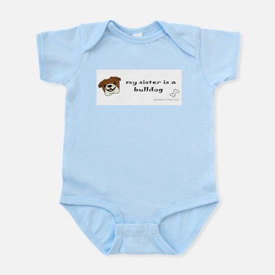 bulldog gifts Infant Bodysuit
