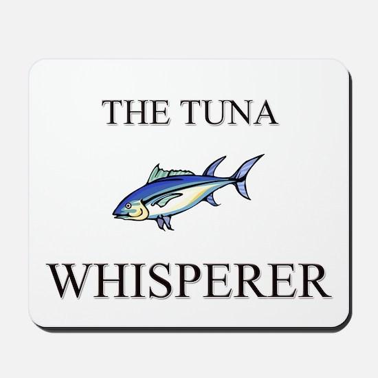 The Tuna Whisperer Mousepad
