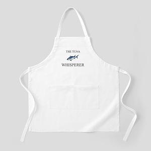 The Tuna Whisperer BBQ Apron
