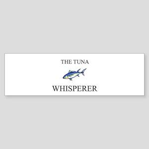 The Tuna Whisperer Bumper Sticker