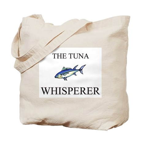 The Tuna Whisperer Tote Bag