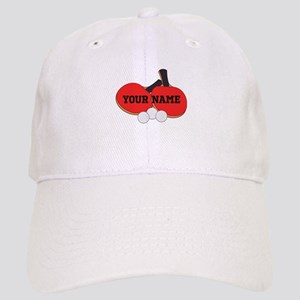 Personalized Table Tennis Ping Pong Baseball Cap