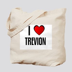 I LOVE TREVION Tote Bag