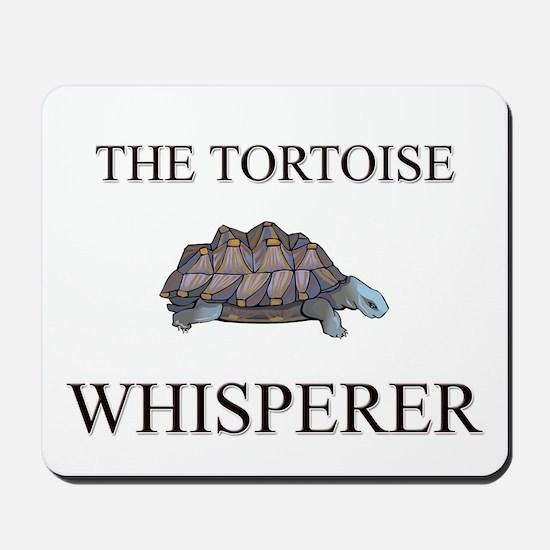 The Tortoise Whisperer Mousepad