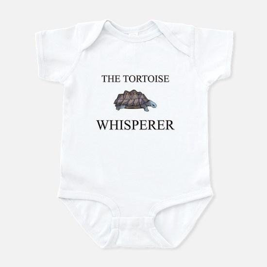 The Tortoise Whisperer Infant Bodysuit