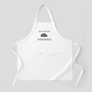 The Tortoise Whisperer BBQ Apron