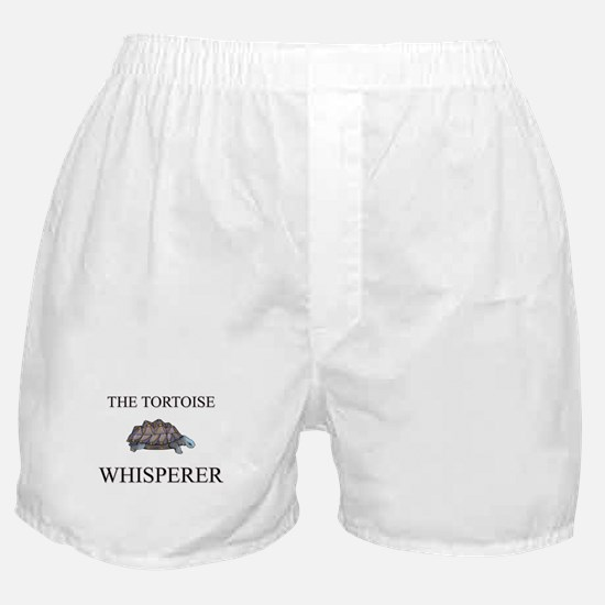 The Tortoise Whisperer Boxer Shorts