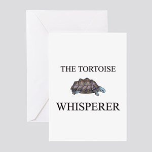The Tortoise Whisperer Greeting Cards (Pk of 10)