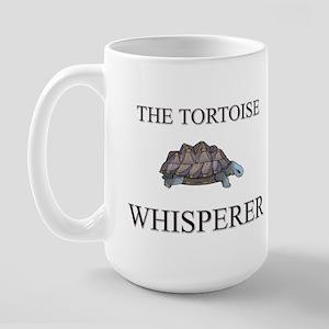 The Tortoise Whisperer Large Mug