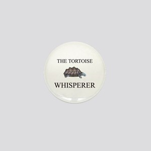 The Tortoise Whisperer Mini Button