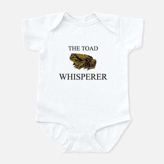 The Toad Whisperer Infant Bodysuit