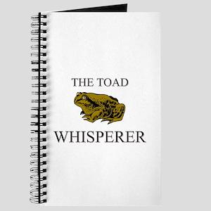 The Toad Whisperer Journal