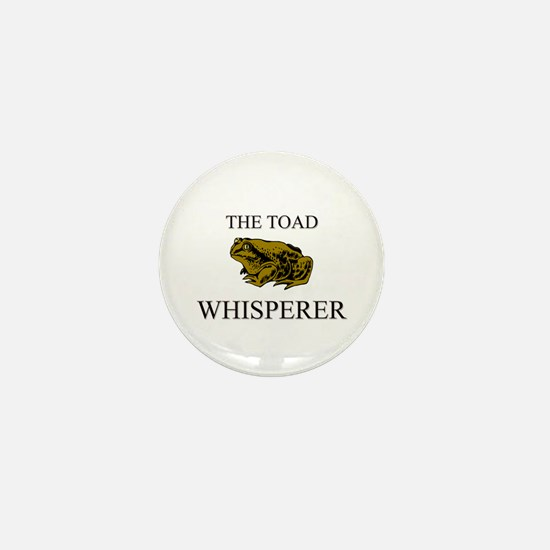 The Toad Whisperer Mini Button