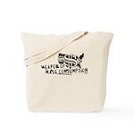Mass Consumption Tote Bag