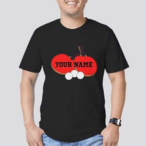 Personalized Table Tennis Ping Pong T-Shirt