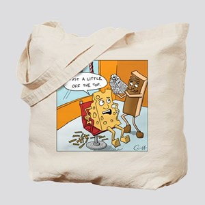 """Little off the Top"" Tote Bag"