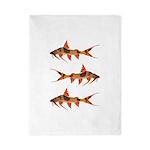Goonch Catfish Twin Duvet Cover