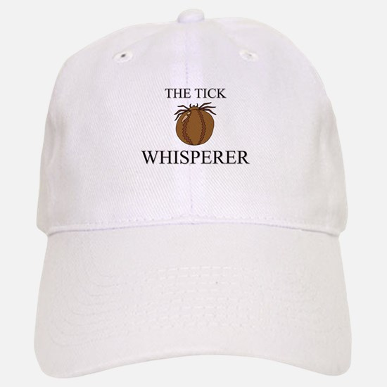 The Tick Whisperer Baseball Baseball Cap