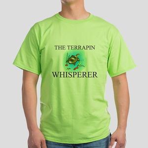 The Terrapin Whisperer Green T-Shirt
