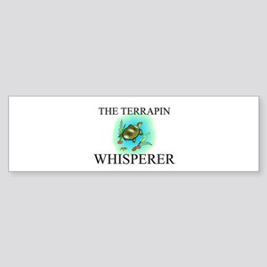 The Terrapin Whisperer Bumper Sticker