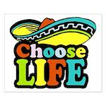 Choose life Small Poster