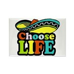 Choose life Rectangle Magnet (10 pack)