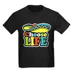 Choose life Kids Dark T-Shirt