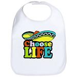 Choose life Bib