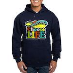 Choose life Hoodie (dark)