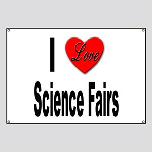 science fair banners cafepress