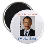 All Ears Magnet