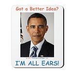 All Ears Mousepad